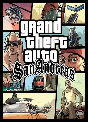 Grand Theft Auto San Andreas pobierz grę