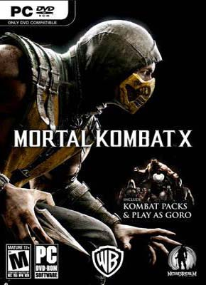 Mortal Kombat X pobierz gre