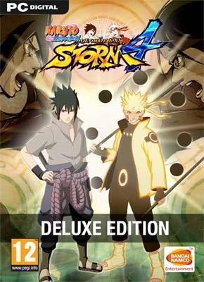 Naruto Shippuden Ultimate Ninja Storm 4 Download