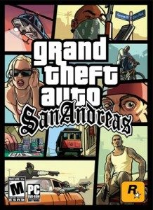 Grand Theft Auto San Andreas Pobierz