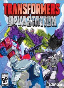 Transformers Devastation pobierz gre