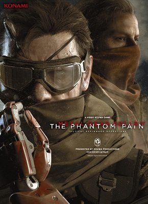 Metal Gear Solid V Phantom Pain pobierz gre