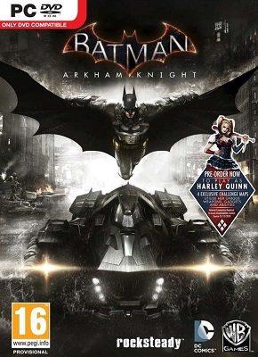 Batman Arkham Knight pobierz gre