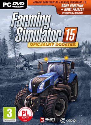 Farming Simulator 15 Oficjalny Dodatek pobierz gre