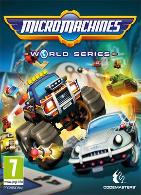 Micro Machines World Series pobierz