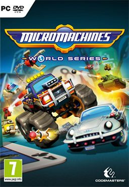 Micro Machines World Series download