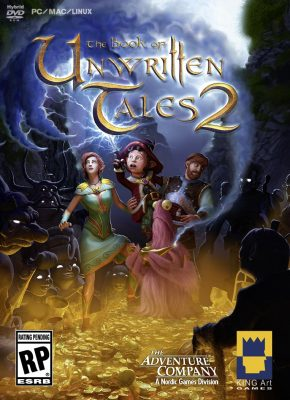 The Book of Unwritten Tales 2 pobierz