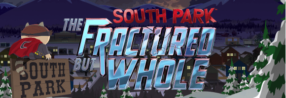 South Park The Fractured But Whole cracked