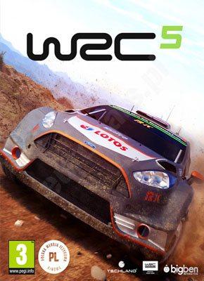 WRC 5 pobierz gre