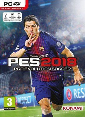 Pro Evolution Soccer 2018 pobierz grę