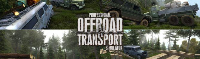 Professional Offroad Transport Simulator reloaded