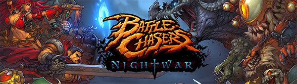 Battle Chasers Nightwar download