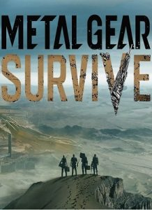 3DM Metal Gear Survive cracked