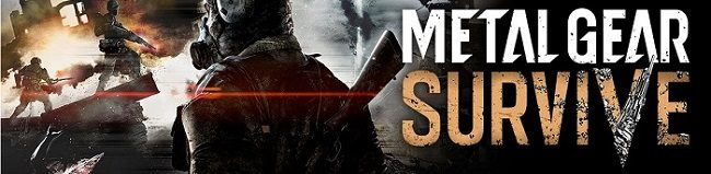 Metal Gear Survive steam