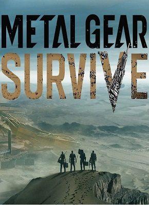 3DM Metal Gear Survive cracked