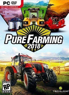 Pure Farming 2018 pobierz gre