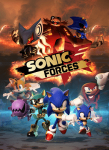 Sonic Forces codex