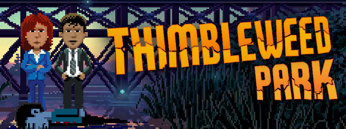 Thimbleweed Park steam