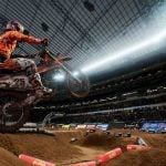 Monster Energy Supercross crack