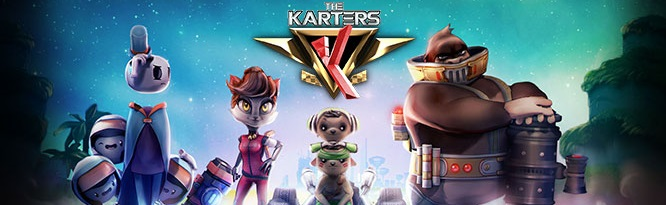 The Karters steam