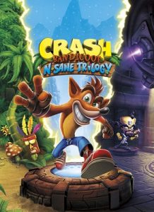 Crash Bandicoot N. Sane Trilogy pobierz gre