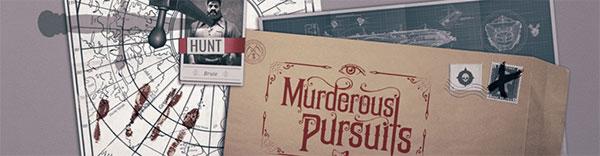 Murderous Pursuits download