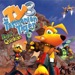 Ty the Tasmanian Tiger 3 Night of the Quinkan download