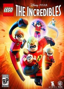Steam LEGO The Incredibles crack 3dm