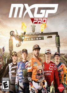 MXGP PRO The Official Motocross Videogame crack