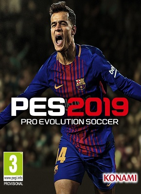 PRO EVOLUTION SOCCER 2019 torrent