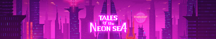 Tales of the Neon Sea steam