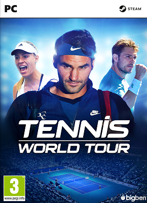Tennis World Tour pobierz gre