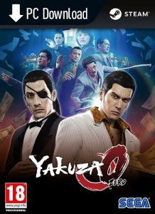 Yakuza 0 download