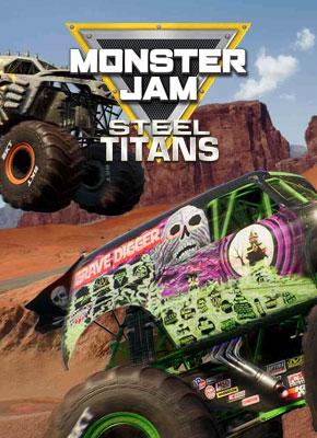 Monster Jam: Steel Titans pobierz gre