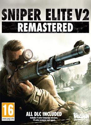 Sniper Elite V2 Remastered pobierz grę