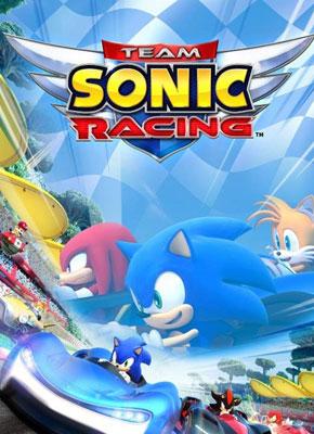 Team Sonic Racing pobierz grę