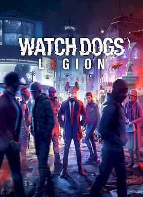 Watch Dogs Legion pełna wersja