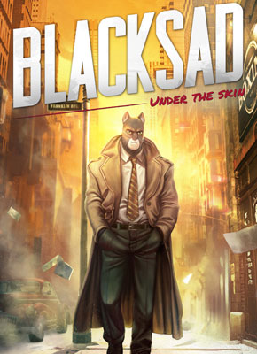 Blacksad: Under the Skin download