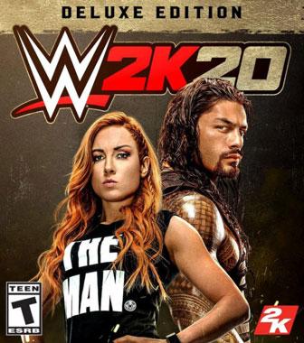 WWE 2K20 pobierz