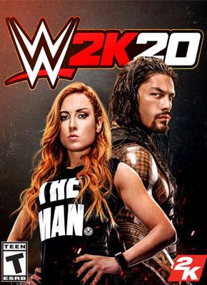 WWE 2K20 pobierz na PC