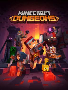 Minecraft: Dungeons pobierz