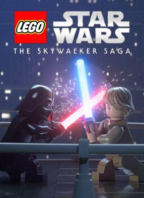 LEGO Gwiezdne wojny: Skywalker