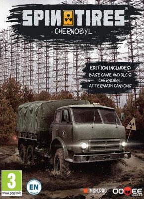 Spintires Chernobyl pobierz grę