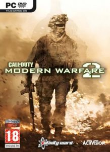 Okladka Call of Duty: Modern Warfare 2 Campaign Remastered