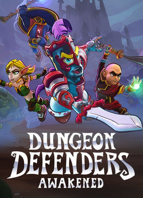Cover gry Dungeon Defenders Awakened PC