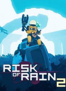Okladka gry Risk of Rain 2